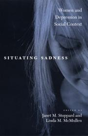 Cover of: Situating sadness