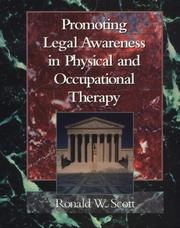Cover of: Promoting legal awareness in physical and occupational therapy