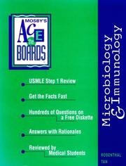 Cover of: Ace the Boards | Kenneth Rosenthal