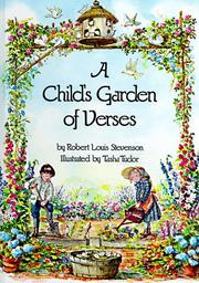 Cover of: Child's Garden of Verses, A
