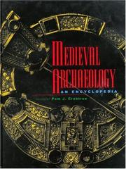 Cover of: Medieval Archaeology |