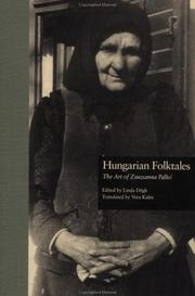 Cover of: Hungarian folktales