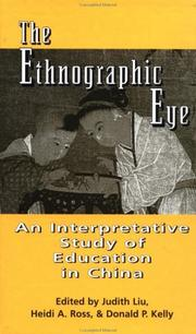 Cover of: The Ethnographic Eye | Heidi Ross