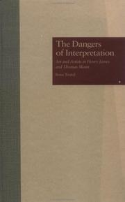 Cover of: The dangers of interpretation