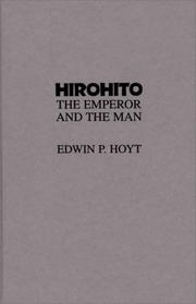 Cover of: Hirohito