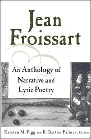 Cover of: Jean Froissart