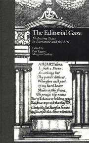 Cover of: The editorial gaze |