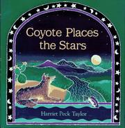 Cover of: Coyote places the stars