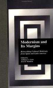 Cover of: Modernism and its margins