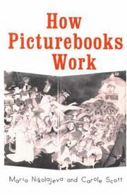 Cover of: How picturebooks work