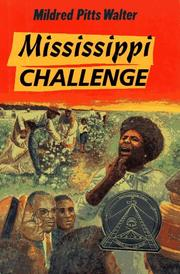 Cover of: Mississippi challenge | Mildred Pitts Walter