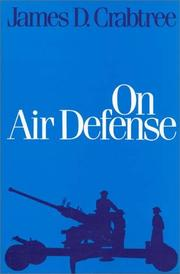 Cover of: On air defense
