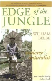 Cover of: Edge of the Jungle