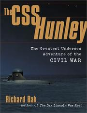 Cover of: The CSS Hunley
