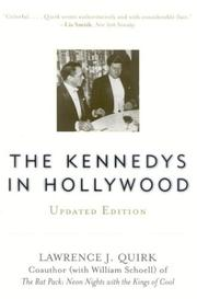 Cover of: The Kennedys in Hollywood
