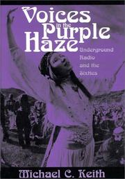 Cover of: Voices in the purple haze | Michael C. Keith