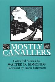 Cover of: Mostly canallers