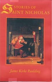 Cover of: Stories of Saint Nicholas