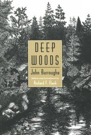 Cover of: Deep woods