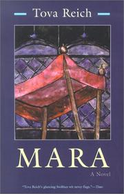 Cover of: Mara