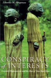 Cover of: Conspiracy of interests