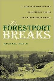 Cover of: The Forestport breaks