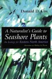Cover of: A Naturalist's Guide to Seashore Plants