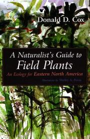 Cover of: A Natualist's Guide To Field Plants