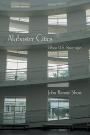 Cover of: Alabaster Cities