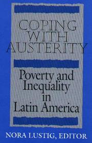 Cover of: Coping With Austerity