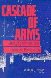 Cover of: Cascade of Arms
