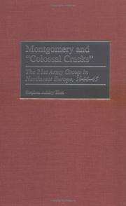 "Cover of: Montgomery and ""colossal cracks"""