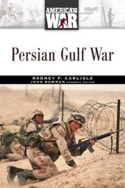 Cover of: Persian Gulf War (America at War)