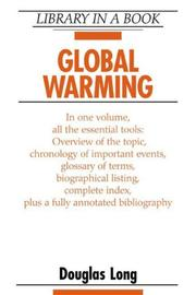 Cover of: Global Warming (Library in a Book)