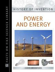 Cover of: Power and Energy (History of Invention)