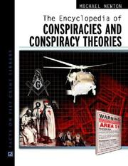Cover of: The encyclopedia of conspiracies and conspiracy theories