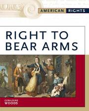 Cover of: Right to bear arms