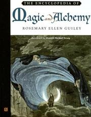 Cover of: The encyclopedia of magic and alchemy