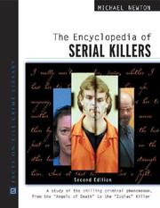 Cover of: The encyclopedia of serial killers