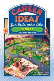 Cover of: Career Ideas for Kids Who Like Sports (Career Ideas for Kids)