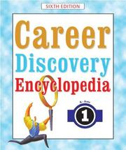 Cover of: Career Discovery Encyclopedia | Ferguson.