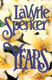 Cover of: Years