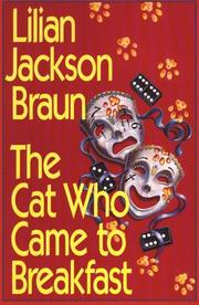 Cover of: The cat who came to breakfast