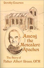 Cover of: Among the Mescalero Apaches