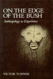 Cover of: On the edge of the bush