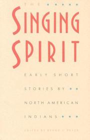 Cover of: The Singing Spirit | Bernd Peyer
