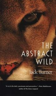 Cover of: The abstract wild