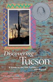 Discovering Tucson by Carolyn Grossman