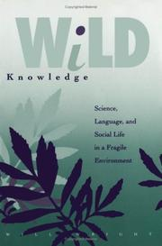 Cover of: Wild knowledge | Will Wright