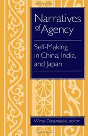 Cover of: Narratives of Agency